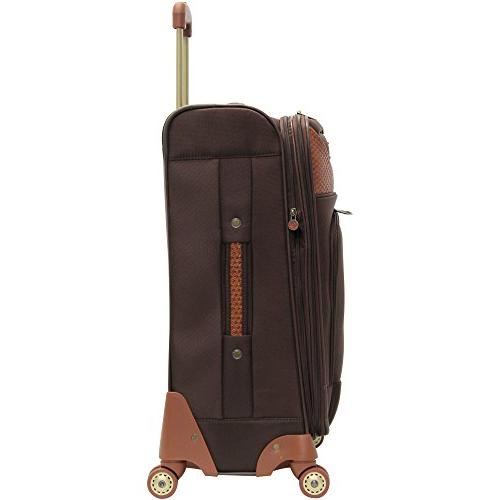 Caribbean Inch 8 Spinner, Brown, One