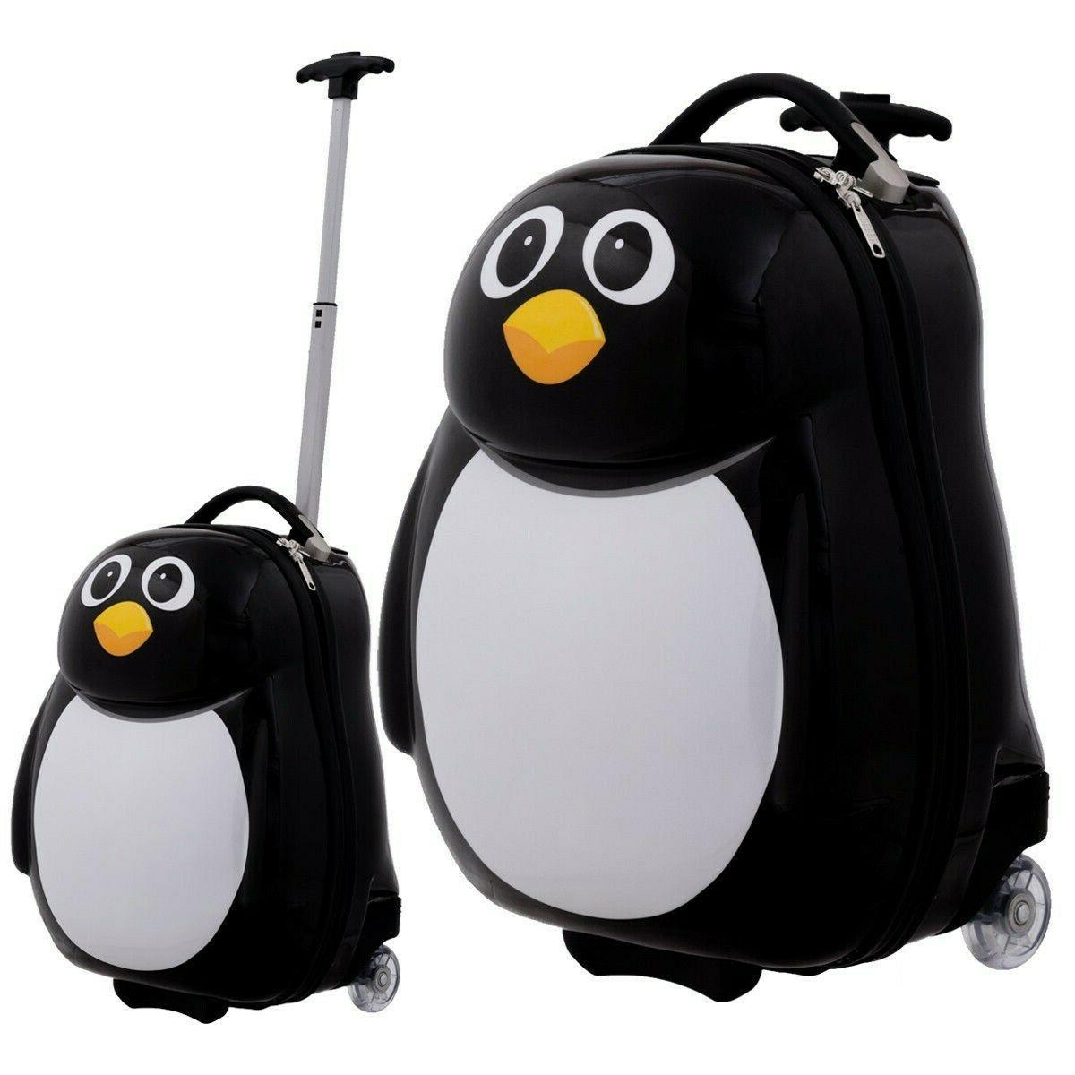 Luggage Set Suitcase School Travel New