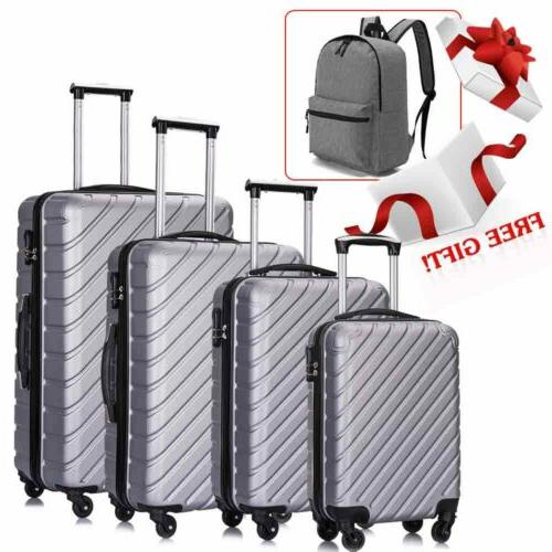 3/4/5Pcs Luggage Bag Suitcase