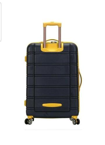 Rockland PC Spinner Storage Hard Luggage F160