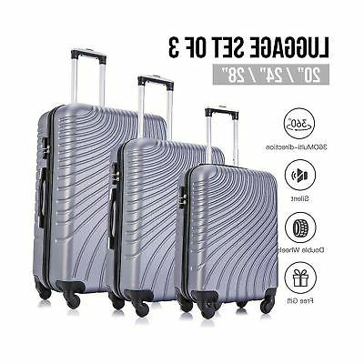 Luggage with Spinner Wheels Spinner Carry...