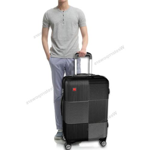 3-Piece Hardside with Spinner 20'' 24'' 28''