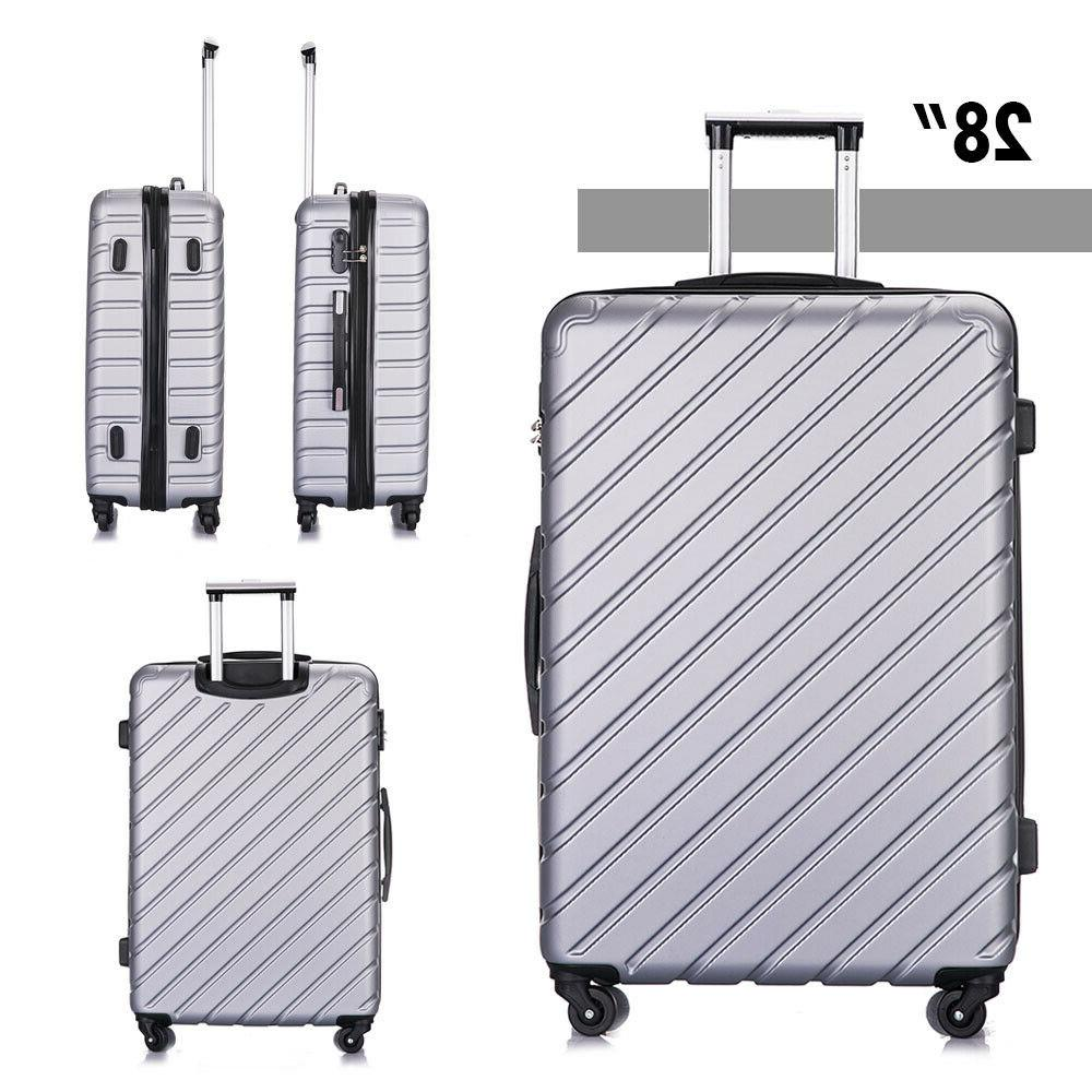 4 ABS Suitcase