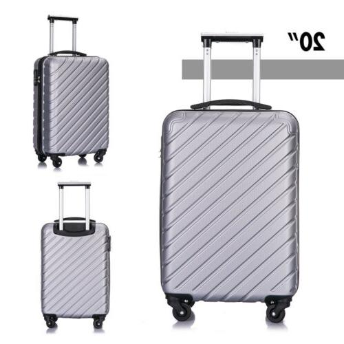 4 Light Suitcase