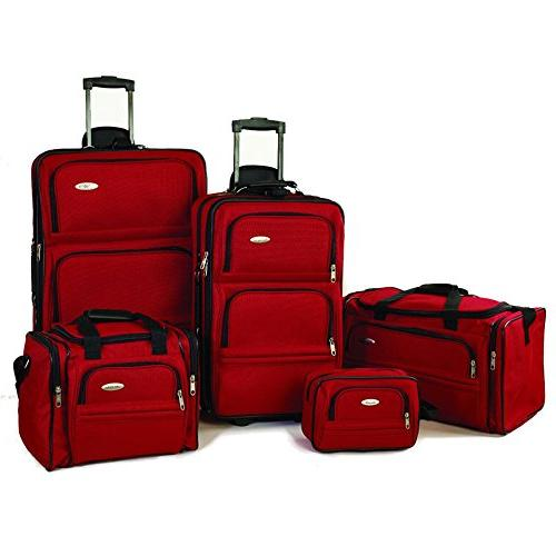 Samsonite 5-Piece Nested Set, 10-Piece