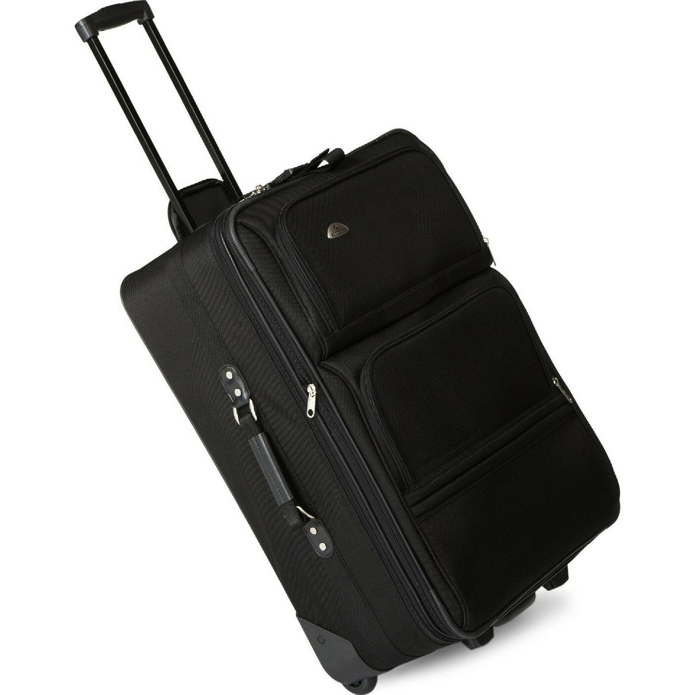 Samsonite 5 Piece Luggage Suitcase Set 25 20 & More