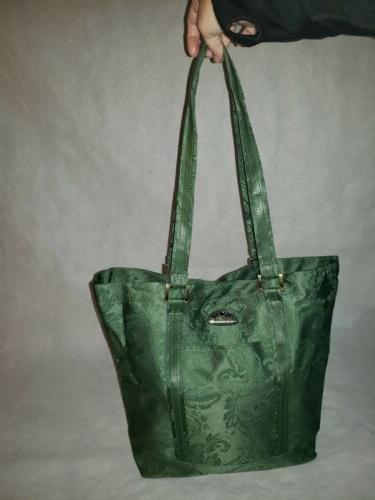 American Suitcase Set Green Brand New