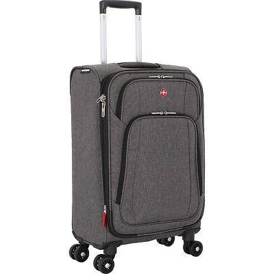 7738 2 piece expandable spinner luggage set
