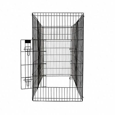 8 Playpen Fence Exercise Cage