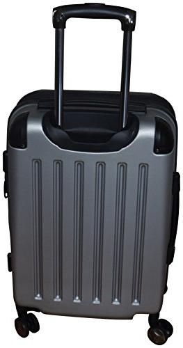 Kenneth Cole Wheelin Collection Expandable Luggage Set
