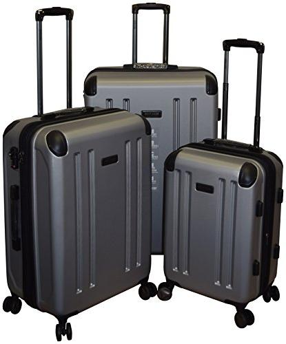8 wheelin collection lightweight 3 pc expandable