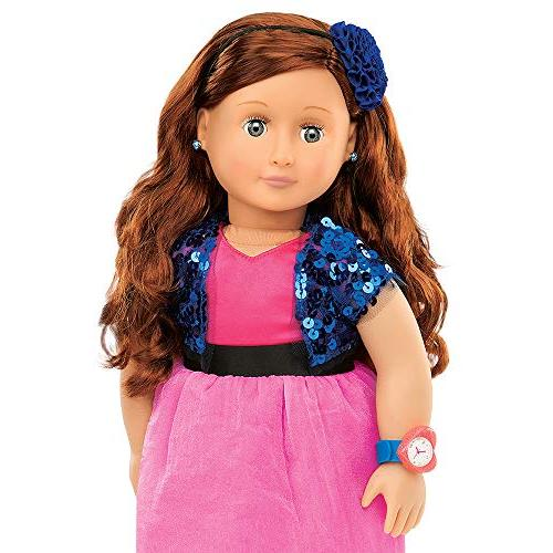 Our Generation Aura-Jewelry Doll
