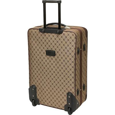 American Flyer 4-Piece Luggage Colors