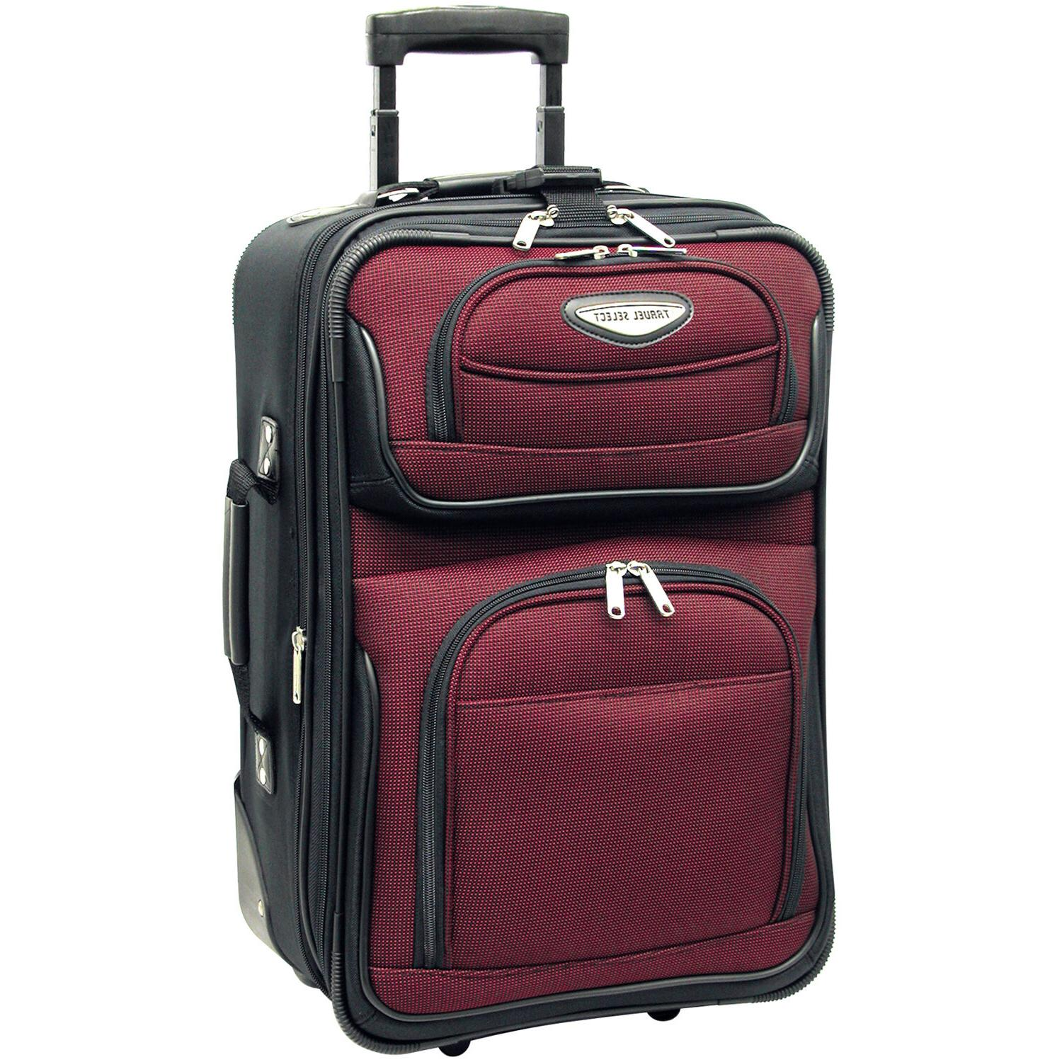 Amsterdam Rolling Suitcase Tote