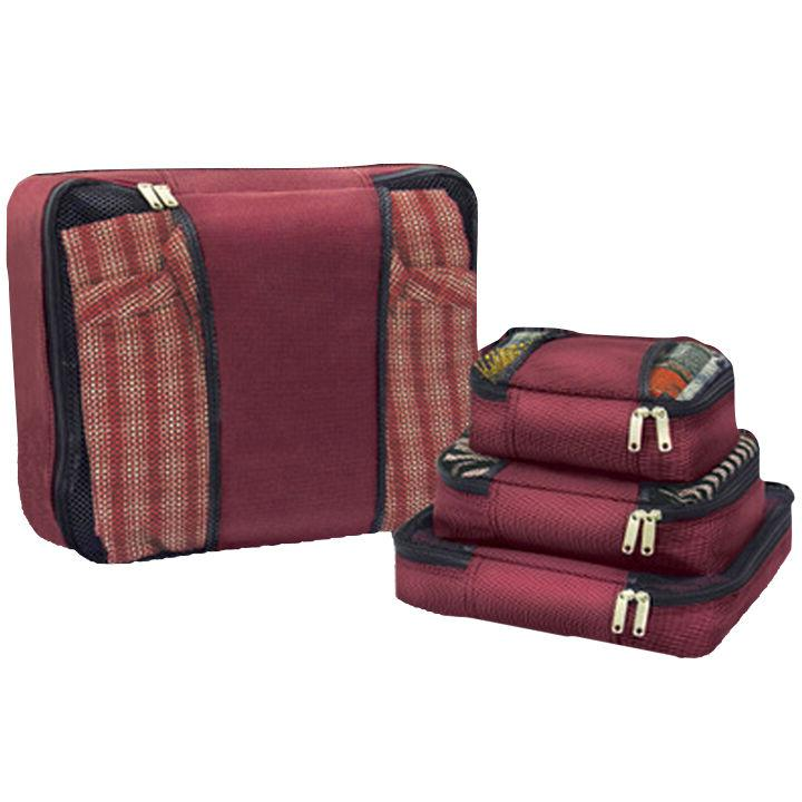 Amsterdam 8-Piece Rolling Bag Travel