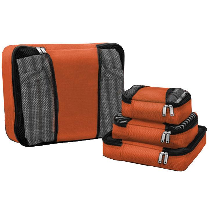 Amsterdam Expandable Rolling Suitcase Bag Set