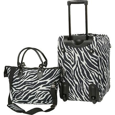 American 5-Piece Luggage Set Colors