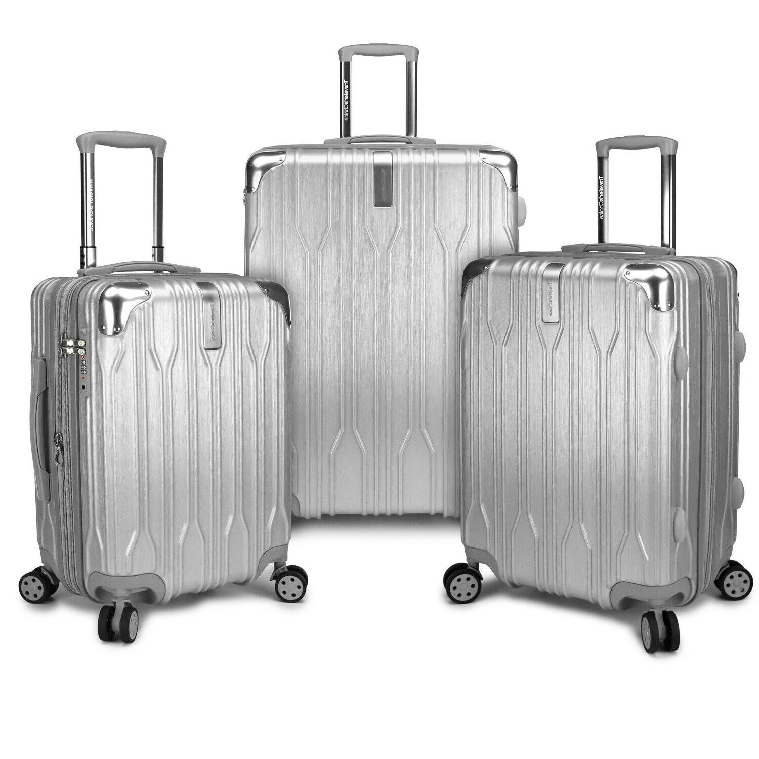 Bell Weather Expandable Metallic Spinner Set with
