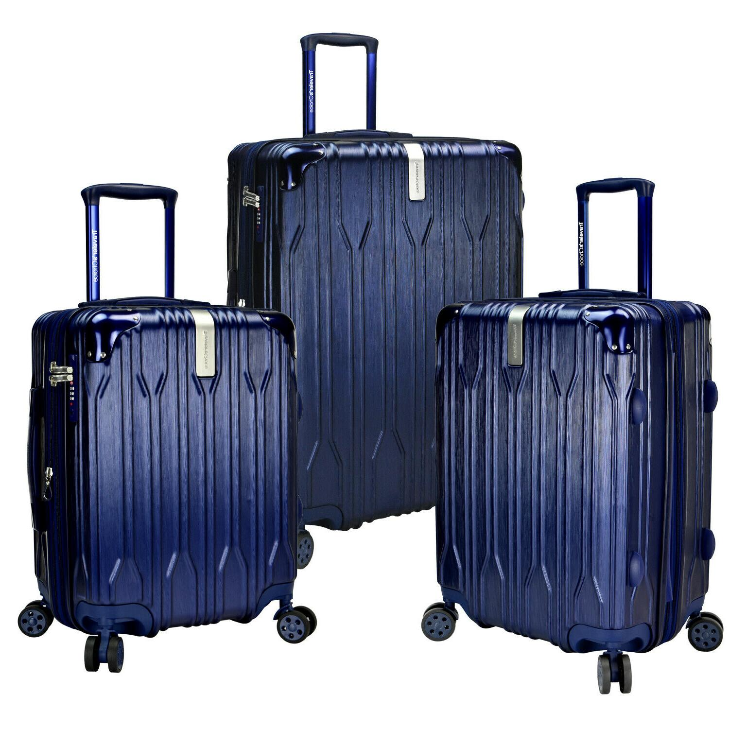 Bell Weather 3pc Expandable Spinner Set with