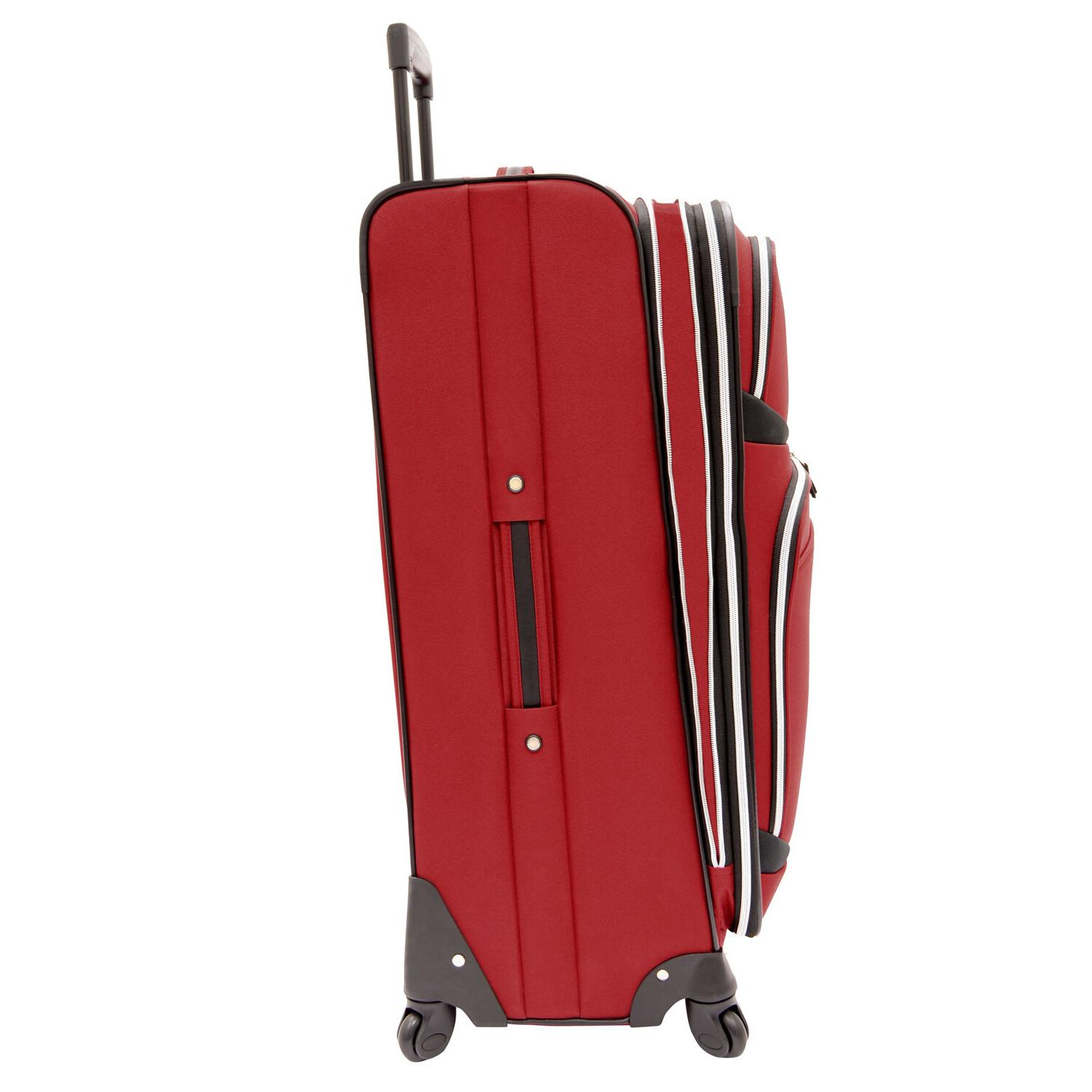 Beverly Hills Country Red San Duffel Set