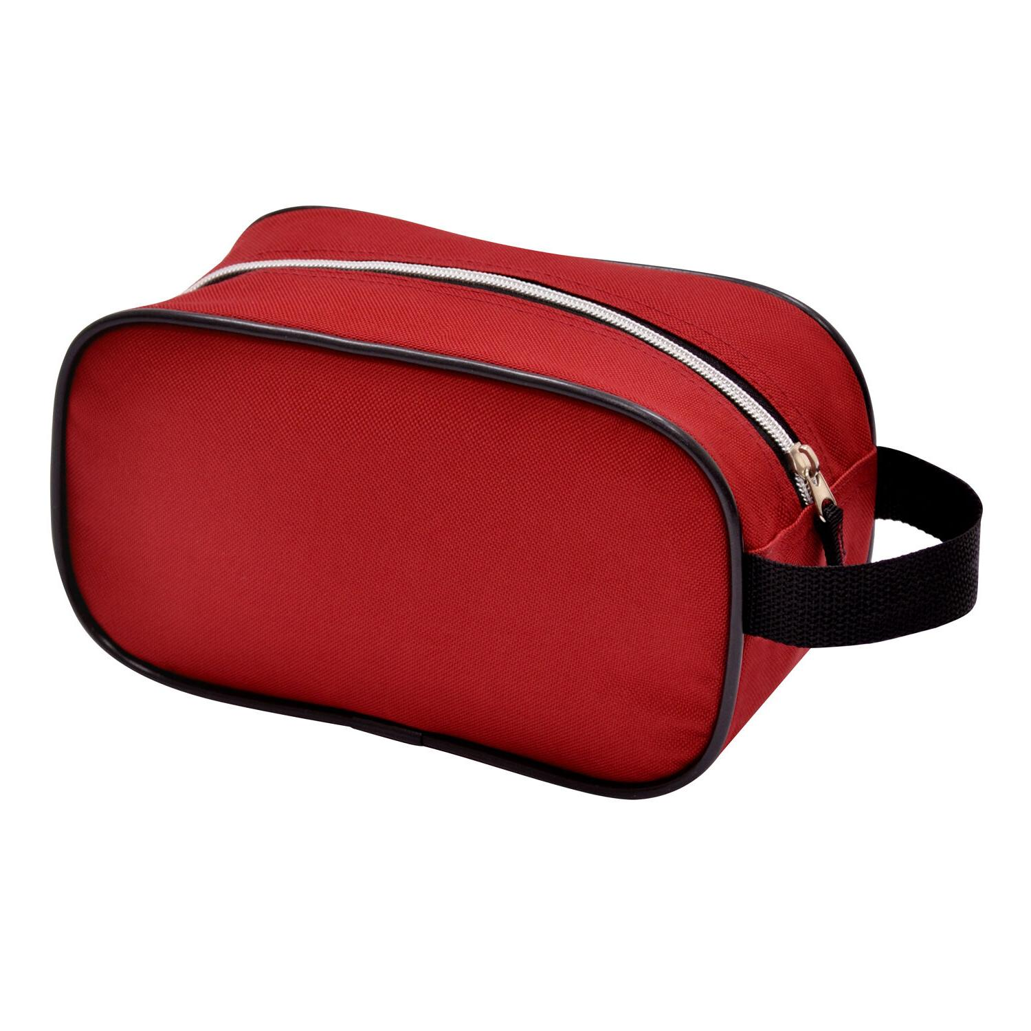 Red Duffel Luggage