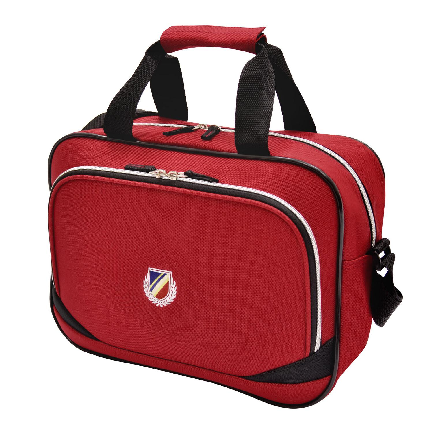 Beverly Red Vincente Duffel