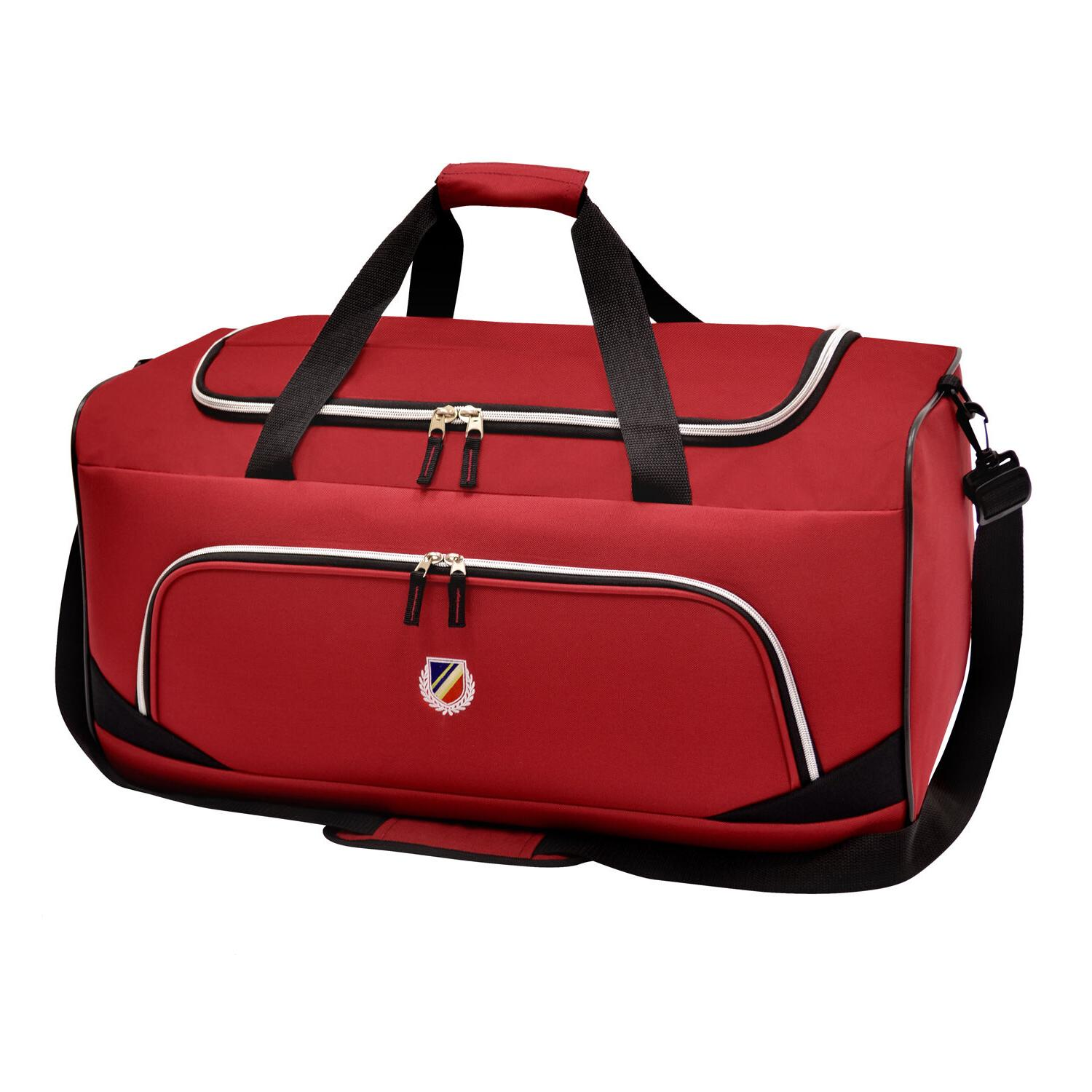 Beverly Country Club Red Duffel