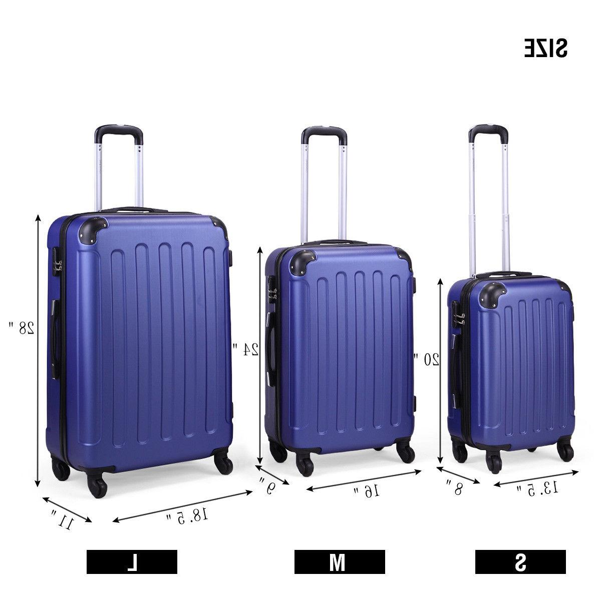 BHC 3 Coded Travel Bag ABS+PC Deep