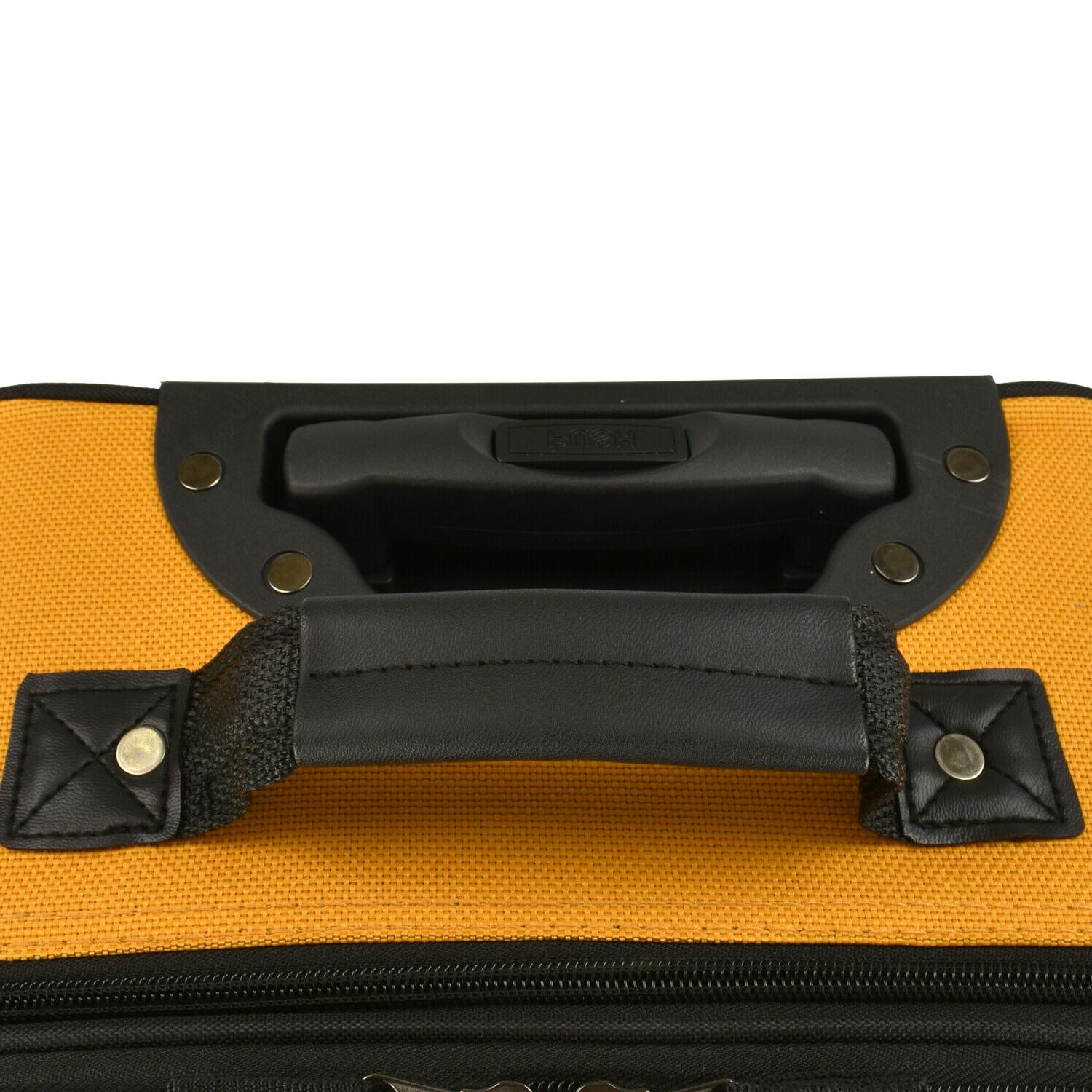 Carry-on Lightweight Suitcase Bag Luggage Set
