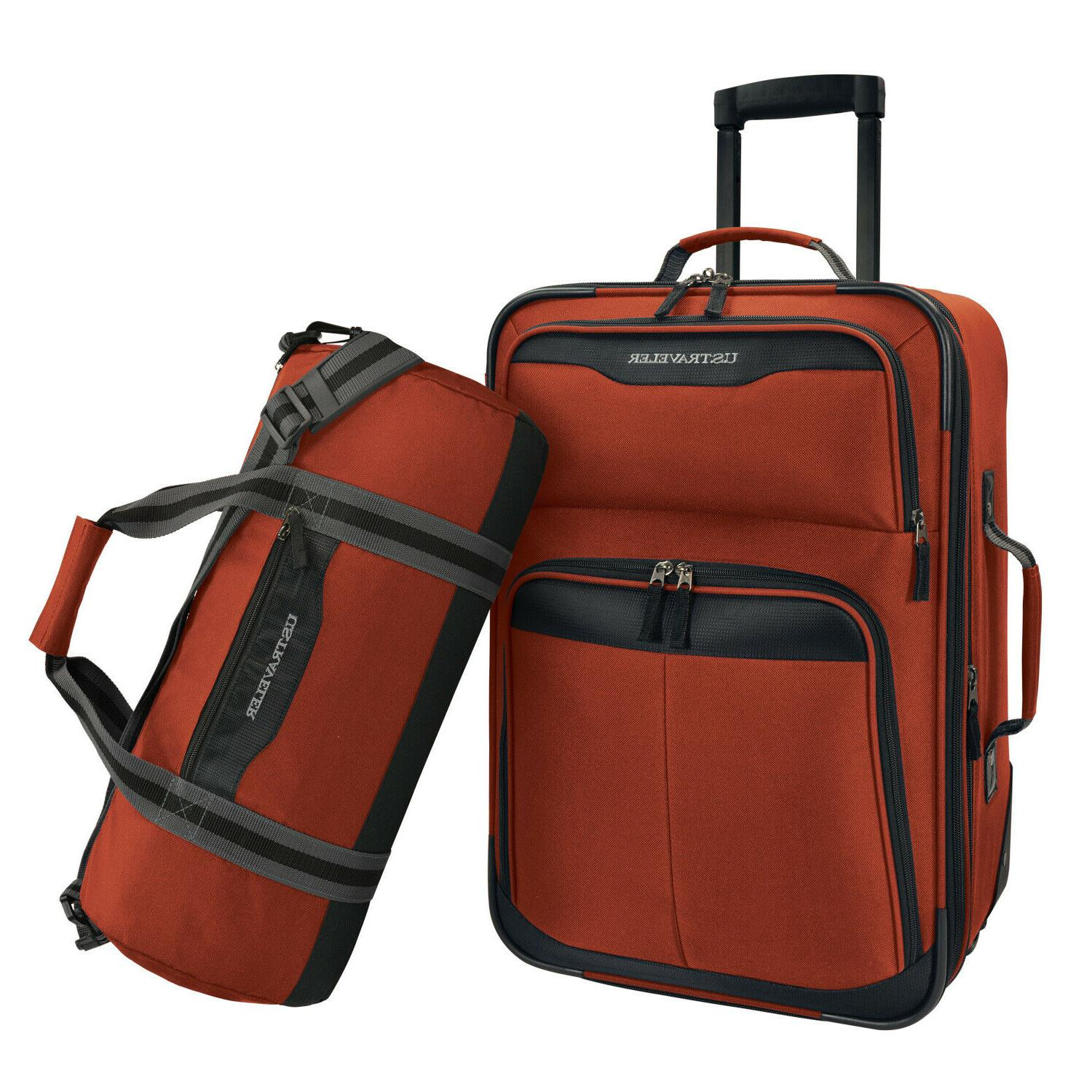 carry rolling upright duffel bag
