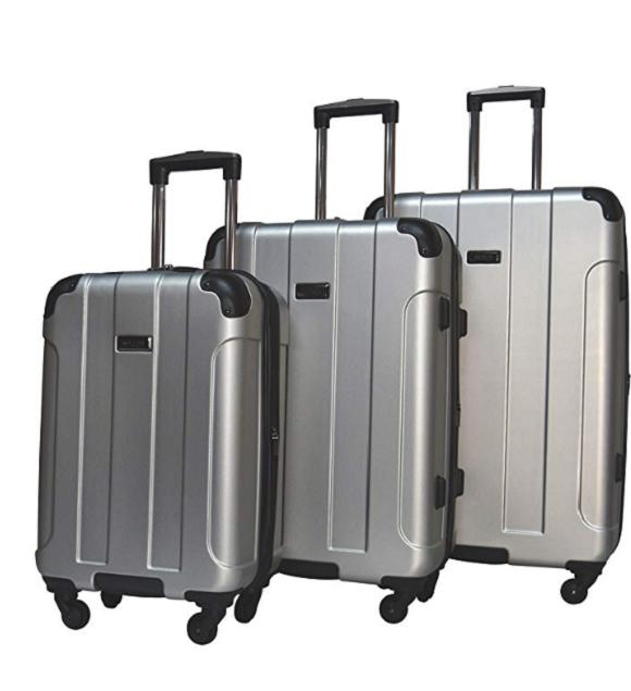 central park 3 pc luggage set 28