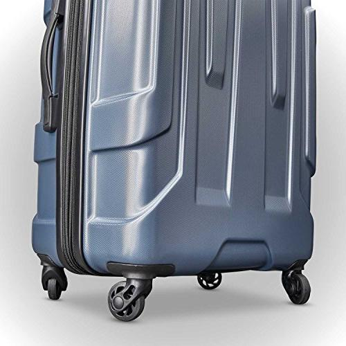Samsonite Expandable Luggage with Spinner Wheels, 20/24/28 Inch, Slate