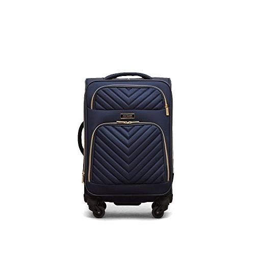 chelsea 20 polyester twill expandable 4 wheel