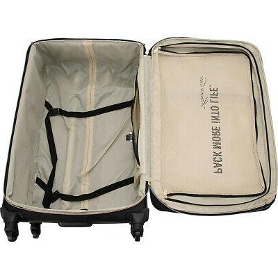 Kenneth Cole 3 Piece Expandable Luggage Set NEW