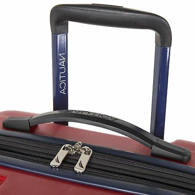 Nautica Clipper83 3 Piece Luggage