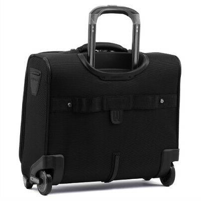 "Travelpro 11 22"" Spinner & Tote w/ Zipper Heads Black"