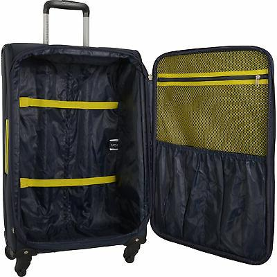 Nautica Ridge 3 Navy Expandable Spinner Luggage