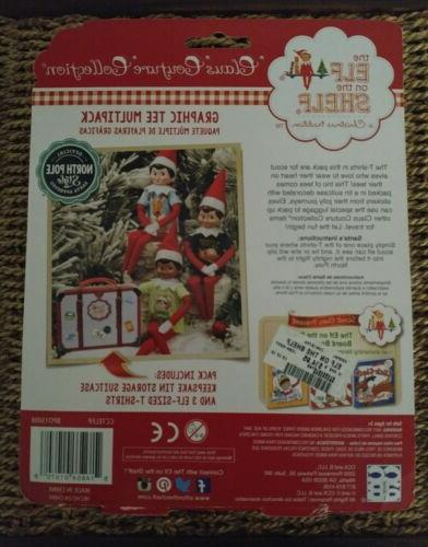 Elf on Graphic Yourself Novelty-3 Ts &