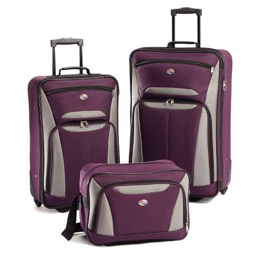 American 3 Luggage Set