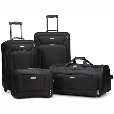 fieldbrook xlt 4 piece luggage set 25