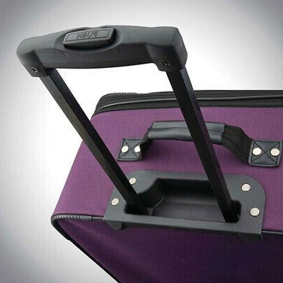 American Tourister Fieldbrook XLT Purple