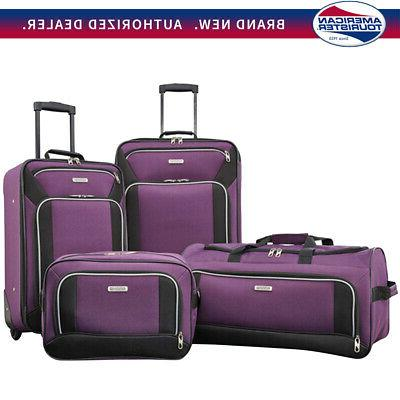 fieldbrook xlt 4 piece set purple 92288