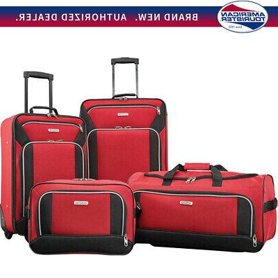 fieldbrook xlt 4 piece set red 92288