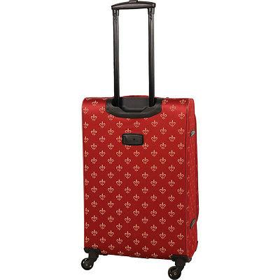 American de lis 5-Piece 2 Colors Luggage NEW