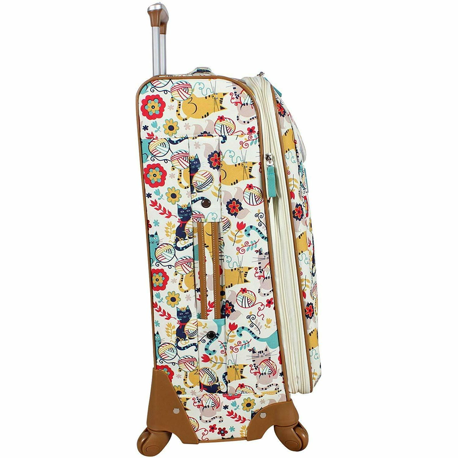 LILY BLOOM FRIENDS LUGGAGE PIECE