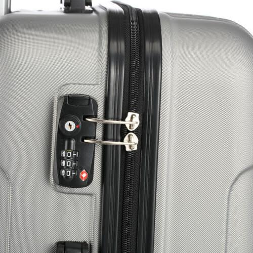 Spinner Luggage With TSA