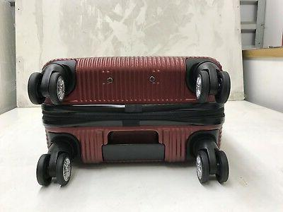 Hardside Carry-on with Spinner