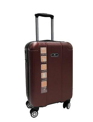 hardside carry on lightweight luggage with spinner