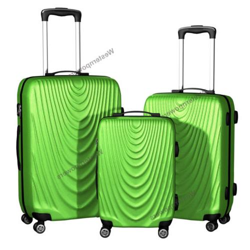 Hardside Luggage 3 20'' 24'' 28'' Trolley