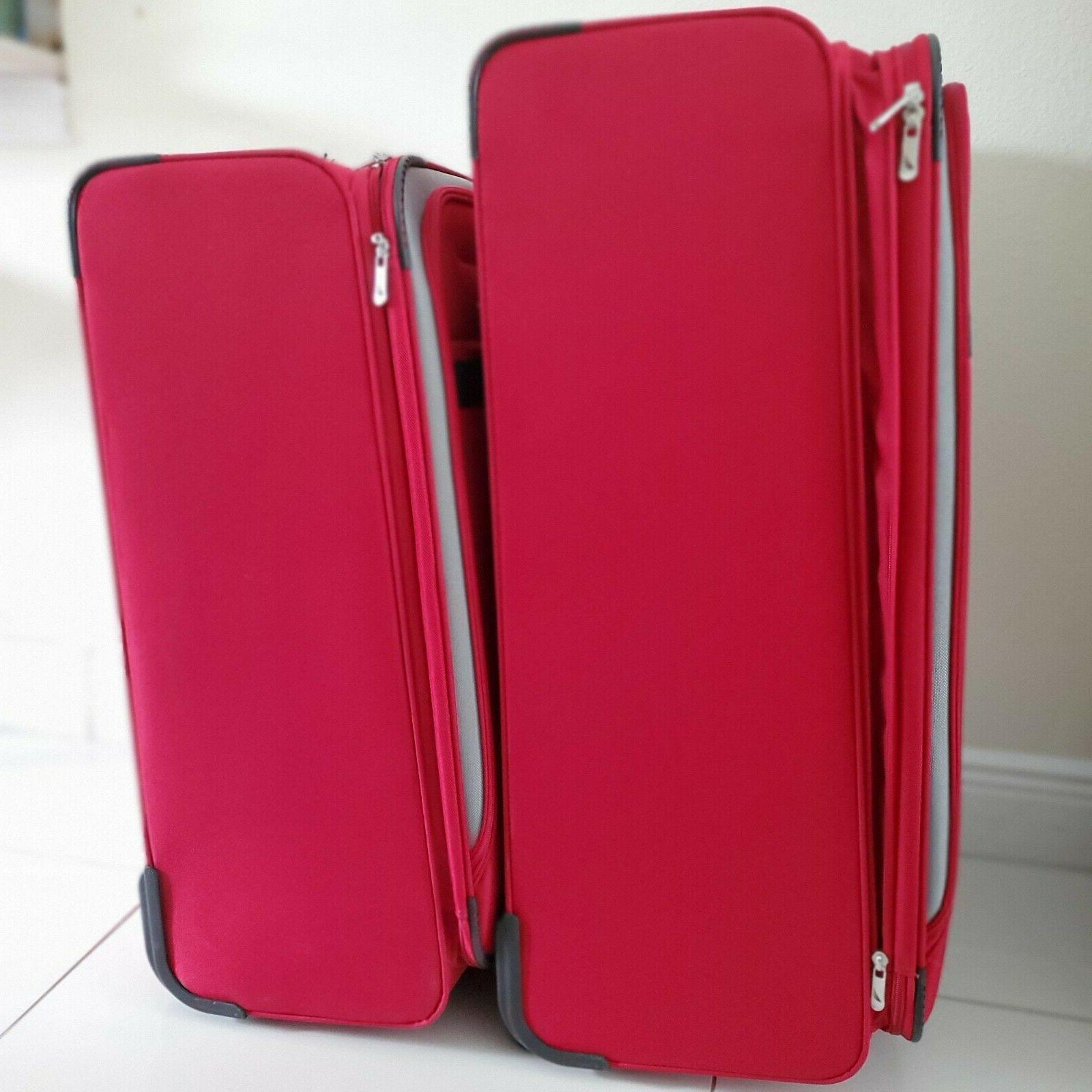Nautica Collection Luggage Suitcases